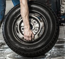 Wheel Alignment - Premium Auto Services - Tyre Fitment Centre